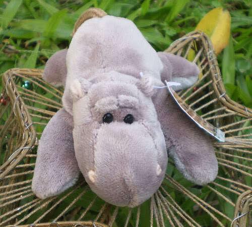 Klasik hippo oyuncaklar sıcak satış sevimli peluş oyuncaklar buzdolabı buzdolabı mıknatısı buzdolabı mıknatısı doldurulmuş hayvanlar