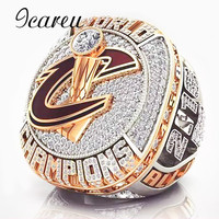 New High Quality 2016 Cleveland Cavaliers Basketball Sports Replica Men World Championship Ring Foe World Fans