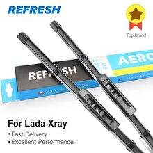 Обновленные щетки стеклоочистителя для Лада Xray подходит штык