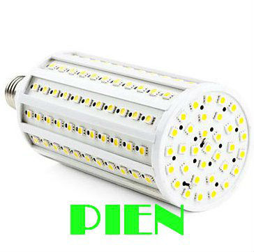 LED E27 30W lampada de 110V 220V corn bombillas E14 B22 para casa 5050 165 leds 360 degree warm white Free Shipping 1pcst