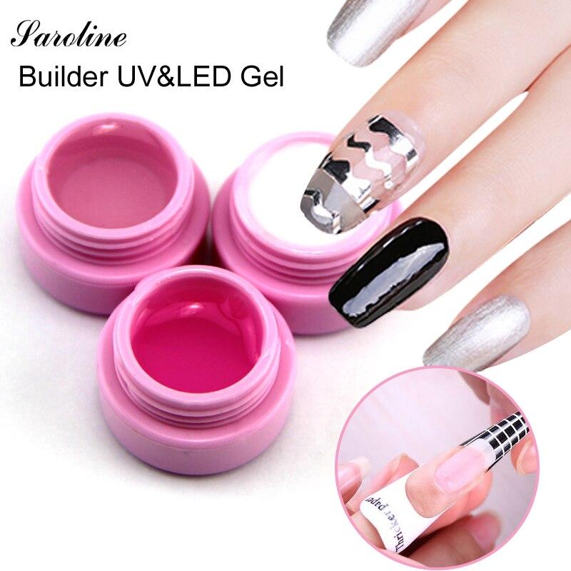 12 CANNI UV Builder Gel Natural Nude Pastel Color