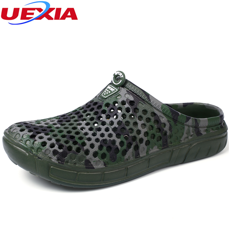UEXIA Summer Men Designer Flip Flops Men's Casual Fashion Slippers Breathable Beach Shoes Soft Comfortable Anti-skid Comfortable hot sale natural man hemp flip flops summer breathable fashion beach sandal shoes men s casual canvas slides shoes free shipping