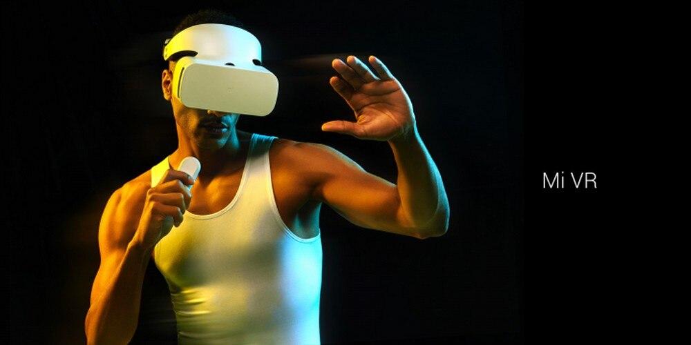 XIAOMI MI VR Headset 3D Glasses with 9-Axis Inertial Motion Controller VR for XIAOMI MI5/MI5S/5s Plus/Note 2/MI6 Smart phones 22