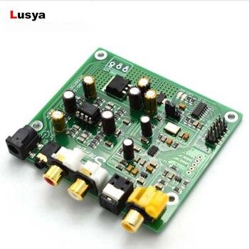 ES9038 HIFI Q2M DAC DSD Decoder Unterstützung IIS DSD 384 Khz Coaxial Faser DOP Für Verstärker Audio B2-001