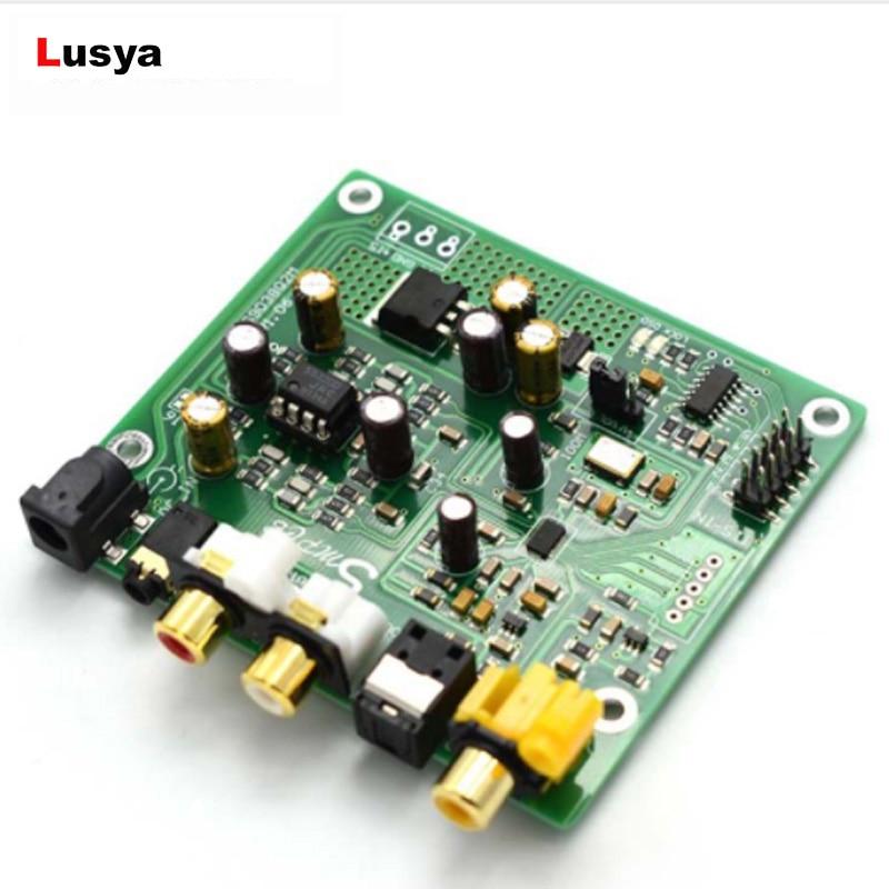 ak4137 dac src audio 384k 32bit dsd256 dsd iis conversion for hifi