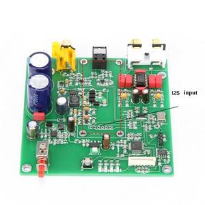 Image 4 - Lusya ES9038 Q2M I2S DSD Decoder Coaxial Fiber input DAC decoding board For hifi amplifier audio F7 003