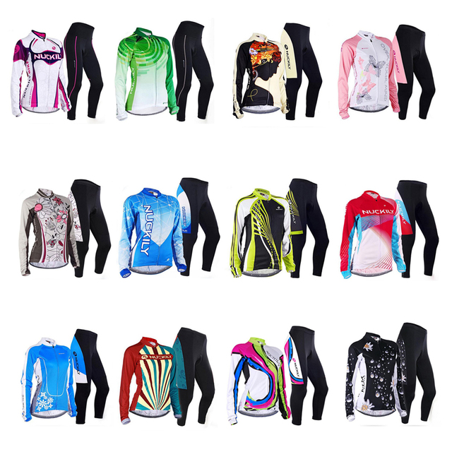 20803ba50a2 Cycling clothing women 2019 pro gel road bike jersey set maillot mtb  bicycle clothes triathlon suit dress sport wear long kit
