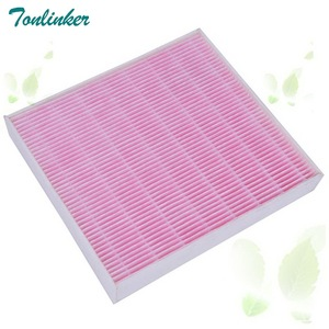 Image 2 - Tonlinker Cabin Air Filter 1Pcs For Chevrolet Cruze Cavalier Malibu XL/Buick Envision 2014 2017 2018 Efficient filtration PM2.5