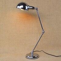 Loft Vintage Industrial Art Table Light Bedroom Reading Lamp For Cafe Bar Hotel Desk Light Study Lamp Restaurant Store Bedroom