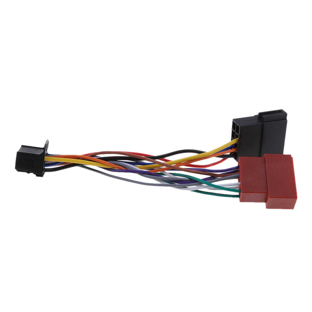 on pioneer replacement wiring harness
