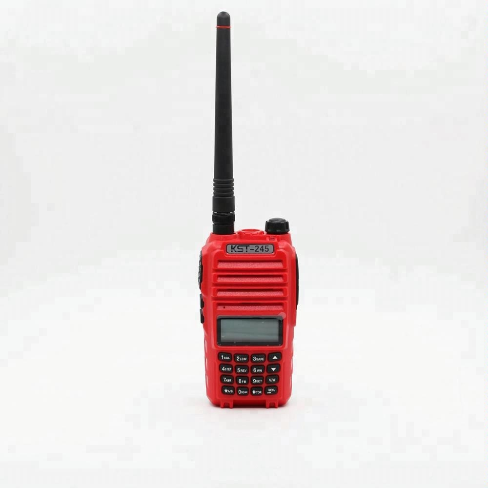 KST-245 CB Radio 245-246MHz Short Business Radio SBR Walkie Talkie With 80 Channels For Thailand Bangladesh License Free CP246