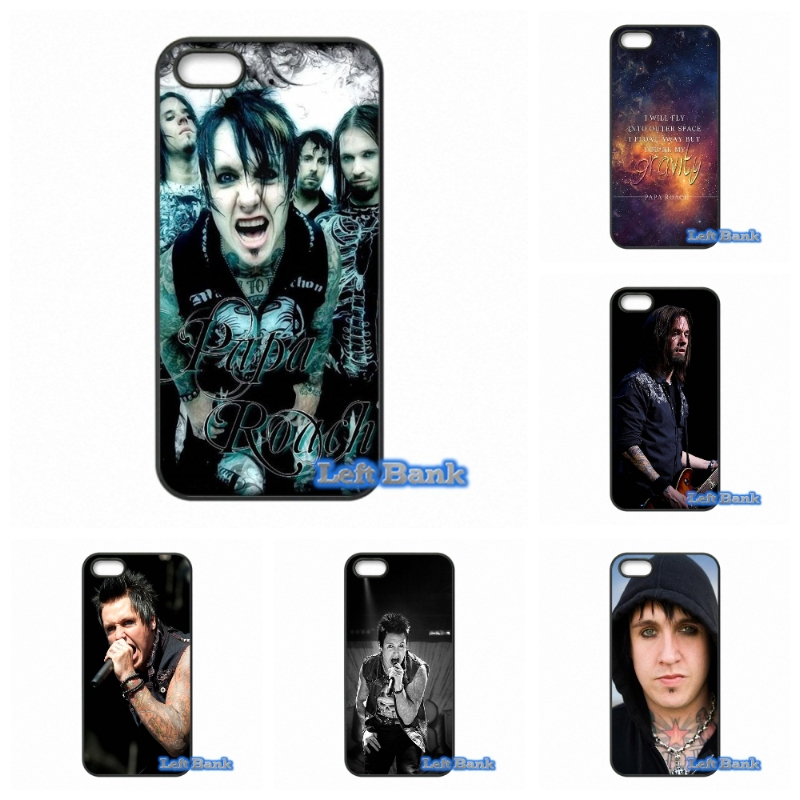 Coque Papa Roach F.E.A.R. Band Phone Cases Cover For Samsung Galaxy 2015 2016 J1 J2 J3 J5 J7 A3 A5 A7 A8 A9 Pro