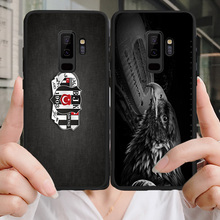 Yinuoda Phone Case Besiktas Futbol Kulubu Yilmaz For Galaxy J2RIME J2Pro J4plus J6 Black Soft TPU Case For Samsung A6 A7 A8 A9 цена