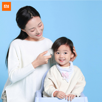 Xiaomi MiTu USB Rechargeable Safe IPX7 Waterproof Electric Hair Clipper Razor Silent Motor For Children Baby Men Mijia Barber Smart Remote Control