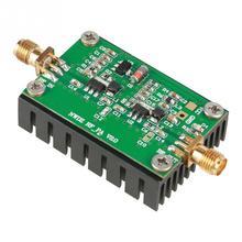 Радиочастотный усилитель 2 МГц-700 МГц широкополосный Радиочастотный усилитель мощности 3 Вт HF VHF UHF FM передатчик Радиочастотный усилитель мощности для радио