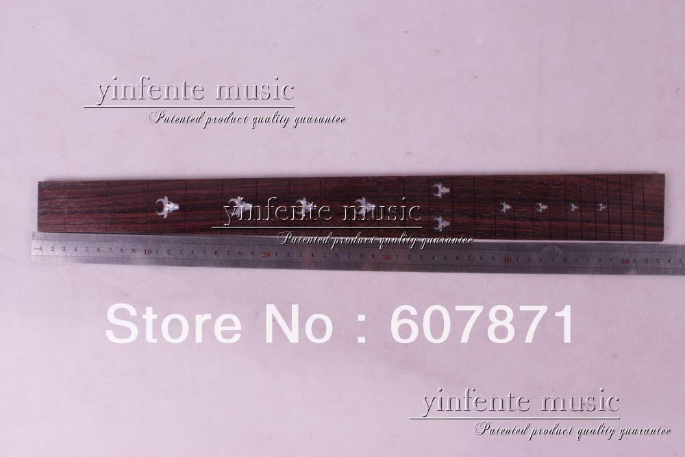 1 pcs   rosewood New high quality  Unfinished electric guitar neck fingerboard 10# china s guitar high quality unfinished tl electric guitar ash diy guitar real photos free shipping