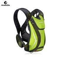 Anmeilu 5L Bike Water Bag Waterproof Nylon Bicycle Shoulder Backpack Breathable Running Cycling Rucksack Hydration Bag Mochila