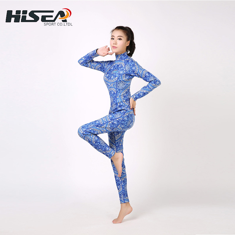 3mm Anti-UV Protection Wetsuits One-piece Swimwear Swimming Suit Tight - Fitting Water Snorkeling Suit Amateur Diving Suit tight one piece swimwear