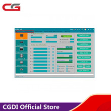 Mileage Repair and Gateway Read/Write Authorization for CGDI Prog for MB Key Programmer