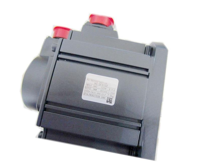 New Original HC-SFS102 4.78NM 2000rpm 200V 6A 1KW AC Servo Motor free shipping 10 had 4