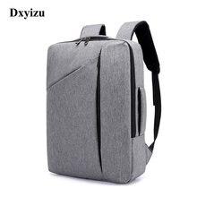 5da42047d90a2 DXYIZU Neue Designer Rucksäcke für Männer Große Kapazität Zurück tasche für  Mann Mode-Business Reisen Männlichen Laptop Rucksack.