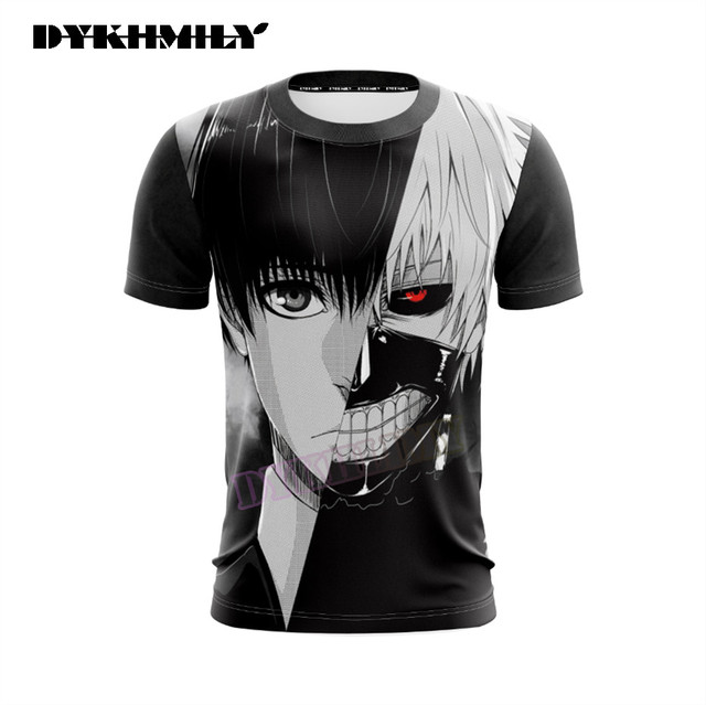 Kaneki Ken 3D Print Casual T-shirt