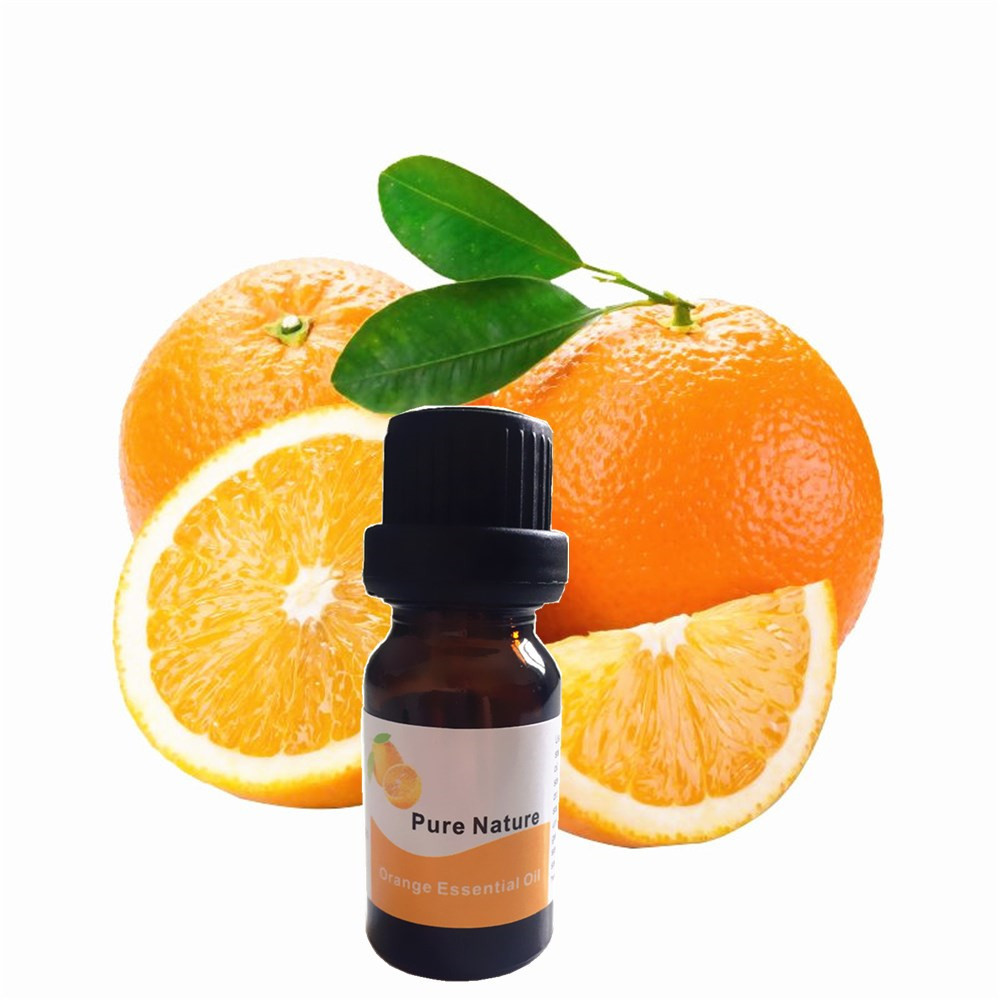 10ml/bottle Organic Orange Fragrance Aromatherapy