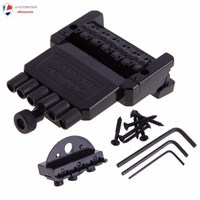 OVERLORD OF MUSIC Electric Guitar Tremolo Bridge System for Headless Guitar
