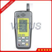 TPI-1010A Угарный газ Метр для тестер СО2/CO воздуха для контроля качества и портативные продукты