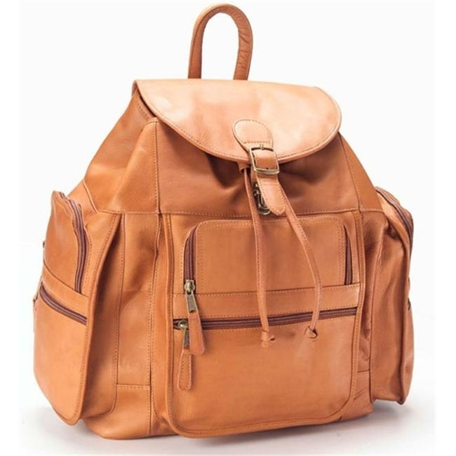 Clava 2170 XL Backpack - Vachetta Tan clava 709 hip to be square backpack vachetta cafe