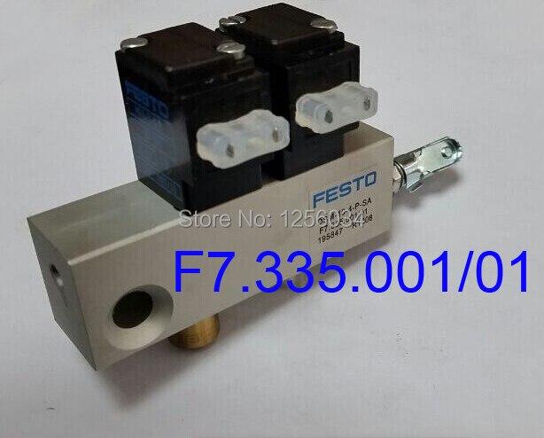 1 piece Heidelberg valve FESTO DSM-10-4-9-SA F7.335.001/02, F7.335.001
