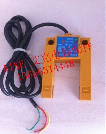 Parts / photoelectric switch  FD-GD01  leveling sensor / plastic case fd l31a sensor mr li