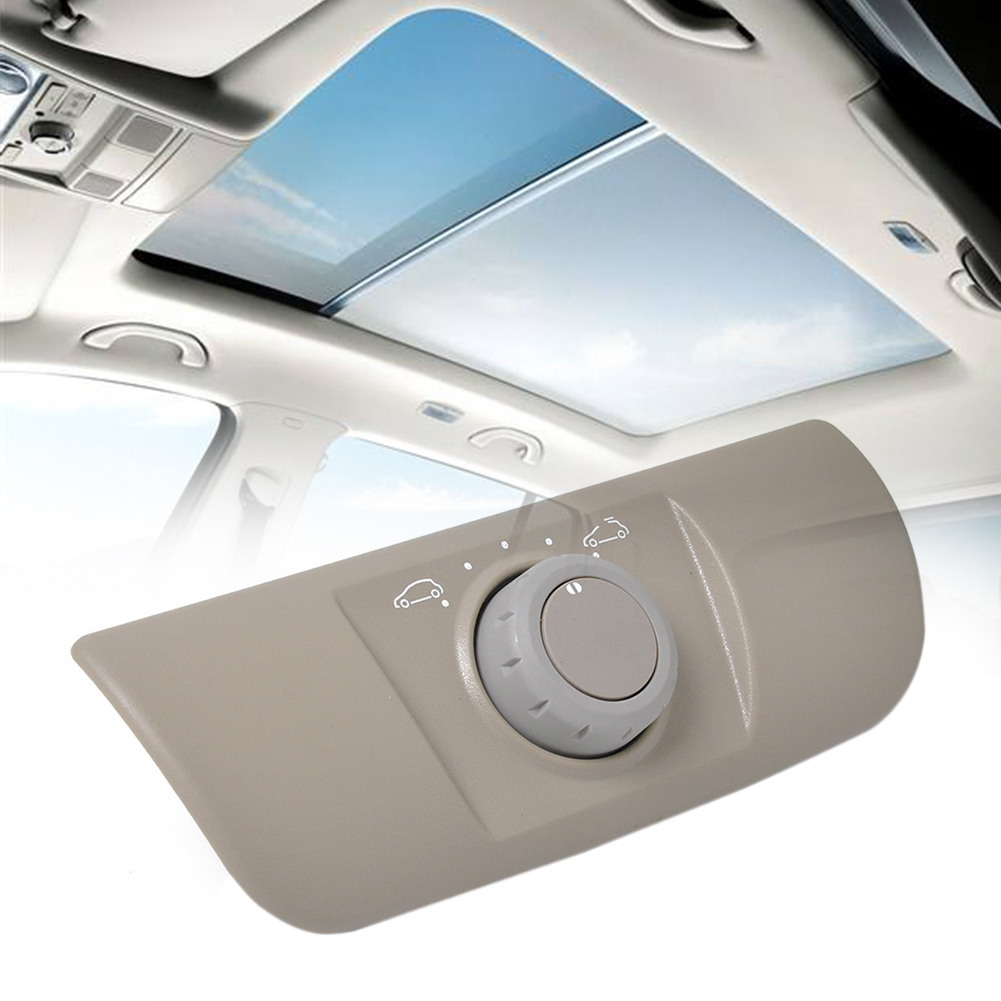 Sunroof Window Control Switch 8200119893 For Renault Megane Scenic Laguna MK2