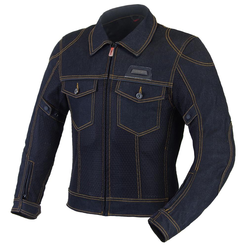 Komine Jk 006 Vintage Denim Mesh Jacketsummer Breathable Motorcycle Stelan Jeans Pretty Sepatu Benkia 2017 Jaket Motor Musim Semi Panas Pria Jean Pakaian Luar Chaquetas