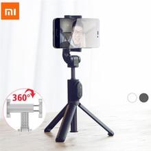 Xiaomi Monopod Mi Selfie Stick statyw Bluetooth z bezprzewodowym pilotem 360 obrót elastyczna/przewodowa wersja Android 4.3 IOS H20