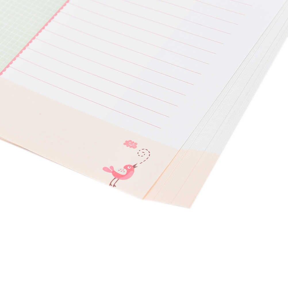 11 stili 45 Lenzuola 6 Fori Personal Organizer Planner All'interno Ricarica Pagina A5 Per Filofax Interno Taccuino di Carta