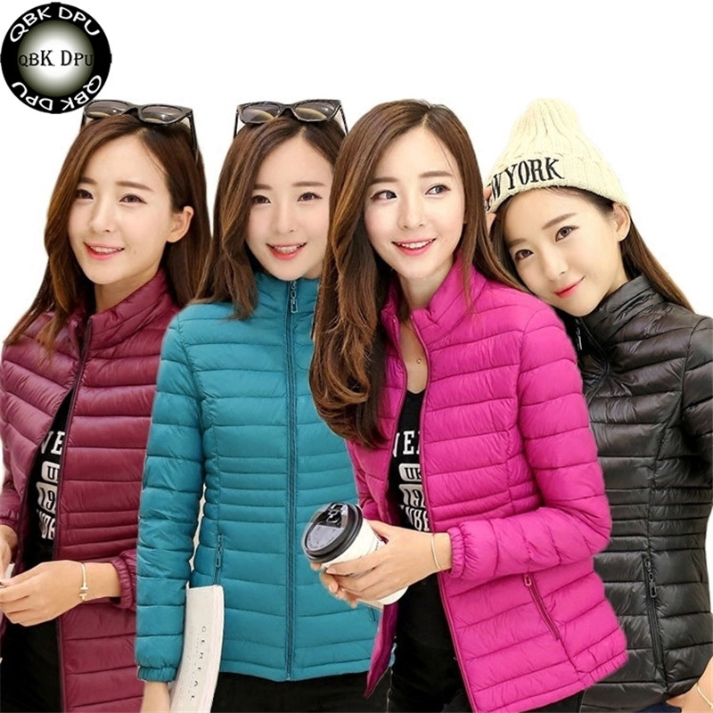 Hydiber Hooded Winter Jacket Women Parkas 2018 New Fashion Casual Autumn Womens Candy-colored Coat Long Sleeve Outerwear 538tn Terrific Value Parkas Jackets & Coats