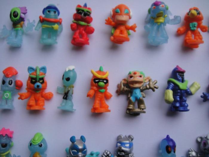 50pcs/lot 2.8cm alien toys for kids, Present for boys and ...