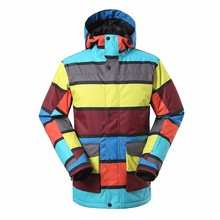 2016Newest Hight Quality Men Ski Jackets Fashion Outdoor Snowboarding Clothes Winter Waterproof Windproof warm skiing jackets wild snow lady winter outdoor skiing jackets waterproof warmer snowboarding jackets ski suit clothes female hiking coats
