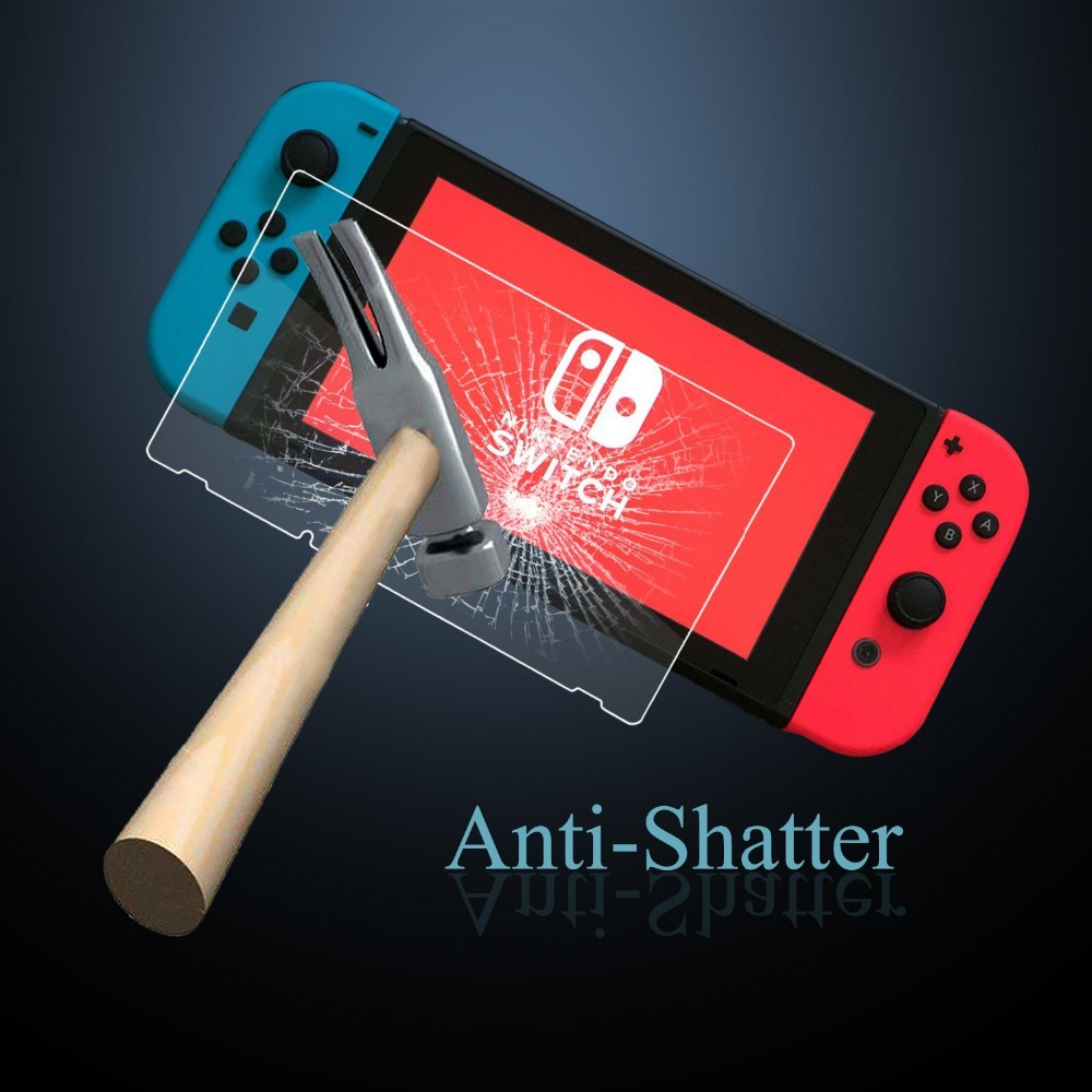 """6.2"""" Screen Protector for Nintend Switch 2017 Tempered Glass for 6.2 Inch Nintendo Switch Glass"""