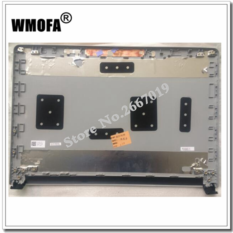 NEW LCD Back Cover For  Dell Inspiron 15u 5000 5555 5558 5559 V3558 V3559 Vostro 355 A shell AP15A000510 AP1G9000300 silvery new laptop base case lcd top cover for dell for inspiron 15 5000 5555 5558 lcd rear lid back 07nnp1 7nnp1 ap1ap000400