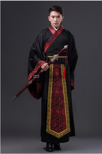 Ancient Chinese Costume Men Stage Performance Outfit for Dynasty Men Hanfu Costume Satin Robe Chinese Traditional Dress Men-in Chinese Folk Dance from ...  sc 1 st  AliExpress.com & Ancient Chinese Costume Men Stage Performance Outfit for Dynasty Men ...
