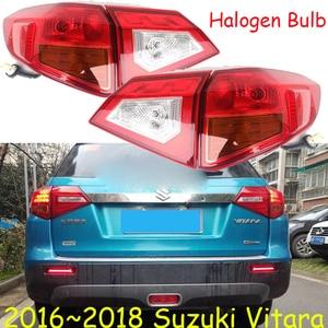 1pcs vitara Tail light Halogen rear lights parking taillights vitara taillight Ciaz case for Vitara 2016 2017 2018 Car styling(China)