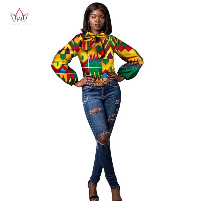 2018 Նոր ժամանող աֆրիկյան մոմի տպագիր - Կանացի հագուստ - Լուսանկար 5