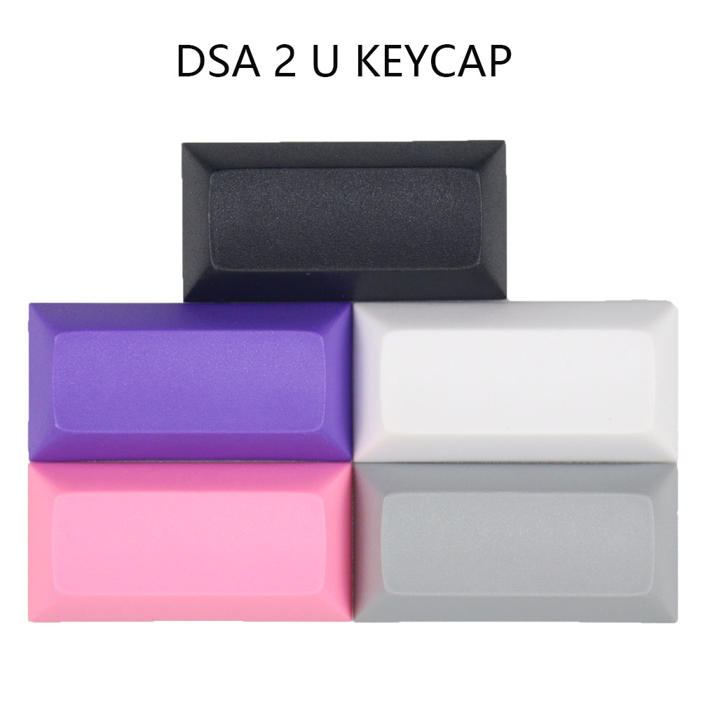 Blank Dsa Pbt Keycap 2u For Cherry Mx Switches Mechanical Keyboard