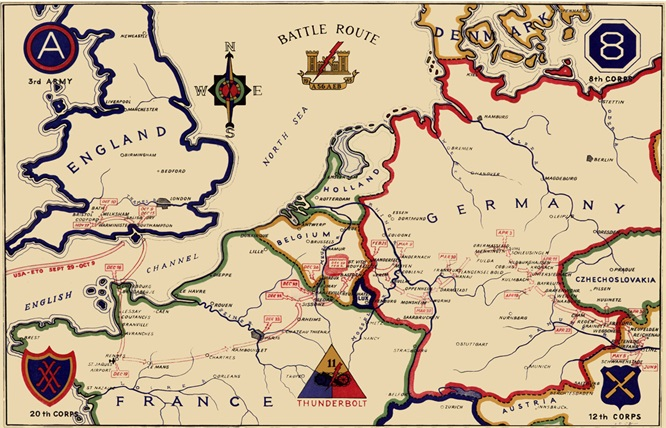 Popular Germany Wall MapBuy Cheap Germany Wall Map lots from – Map of Germany and England