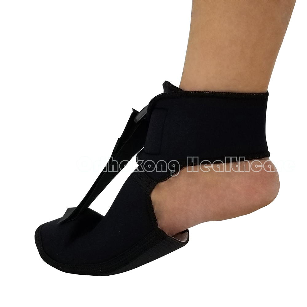 Estabilizador de Queda do pé Ankle Brace Suporte Protetor pé