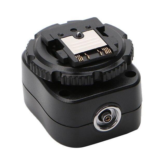 67 16 De Réductionootdty Pixel Tf 335 Hot Shoe Converter Pour Sony Mi A6300 Rx10 Rx1 Convertir Comme Adp Maa Dans Flash Accessoires De
