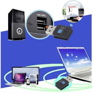 Image 4 - USB אלחוטי כרטיס רשת 300 M אלחוטי WIFI מקלט חיצוני מיני אלחוטי רשת כרטיס מתאם wifi מתאם wifi נייד כרטיס