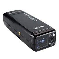 nikon sony Godox AD200 200Ws 2.4G TTL פלאש Strobe 1/8000 HSS עם סוללה 2900mAh ו נורה חשופה / Speedlite פלאש ראש Nikon מצלמה Sony (3)